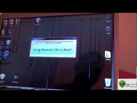 Como Determinar Si su iPhone 3GS es de los viejos o nuevos bootroom