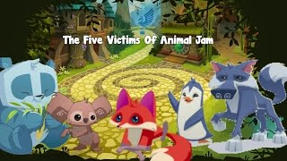 getlinkyoutube.com-AJ- The Five Victims of Animal Jam (Funny AJ Short)