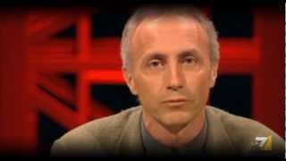 getlinkyoutube.com-Travaglio sulla partecipazione ai talk-show dei grillini e sull'inchiesta su Di Pietro (08Nov12)