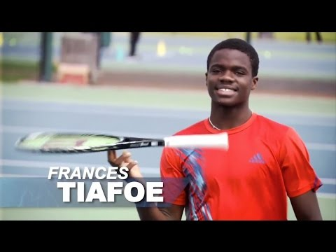 10 To Watch Americans - Frances Tiafoe