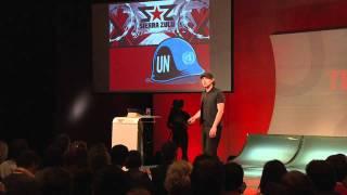TEDxVienna - Johannes Grenzfurthner - Sierra Zulu