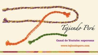 getlinkyoutube.com-Cómo hacer un cordón torcido