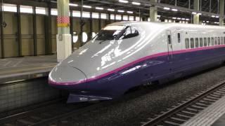 getlinkyoutube.com-新潟駅 再開発工事中 6 上越新幹線 在来線高架化工事中