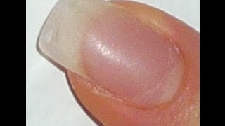 getlinkyoutube.com-Extend a NAIL Without a Tip or a Form