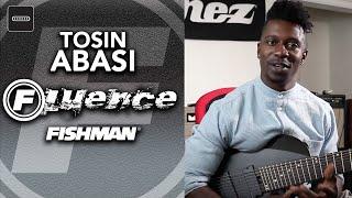 getlinkyoutube.com-Tosin Abasi Signature Series Fishman Fluence