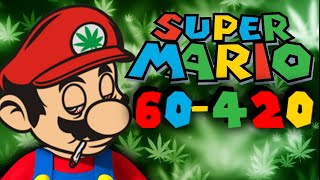 getlinkyoutube.com-SUPER MARIO 60-420 - POT HEAD MARIO NEEDS HIS WEED!