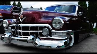 "getlinkyoutube.com-1950 Cadillac E62 Street Rod ""LOTACAD""  Griffey's Hot Rods And Restorations"