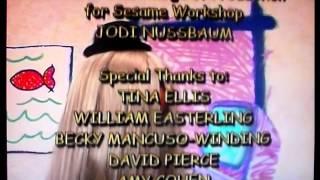 "Elmo's World: ""Flowers, Bananas & More"" Credits"