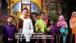 getlinkyoutube.com-Aidilfitri Ceria - Bintang-bintang Ceria Popstar 2