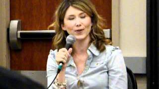 getlinkyoutube.com-Nathan Fillion buying Firefly? Jewel Staite explains...