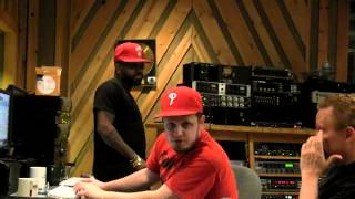 Jermaine Dupri - Living The Life (in The Studio Mixing With Fresco And Joe The Butcher)