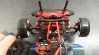 getlinkyoutube.com-MST XXX-D steering RC OMG brushless digi servo