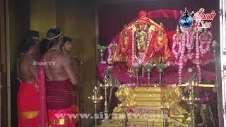 மாதகல் மேற்கு நுணசை முருகமூர்த்தி  திருக்கோவில் தேர்த்திருவிழா 25.04.2021