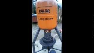 getlinkyoutube.com-Ozzirt Type Waste Oil Burner Stove Irish Style