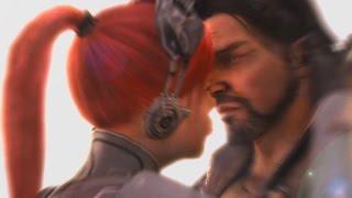 StarCraft 2 - Kerrigan & Raynor Last Kiss - Legacy of the Void Epilogue Cinematic 4k