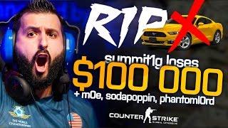 getlinkyoutube.com-CS:GO | $100,000 LOSE BET! ('I'M GONNA THROW UP NOW...') ft. summit1g, PhantomL0rd, m0E_tv AMENO