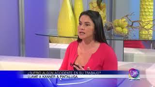 Julie Moreno de Kanner & Pintaluga nos dice que hacer si sufre un accidente en el trabajo