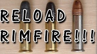 getlinkyoutube.com-How to reload .22lr and re-prime rimfire bullets! step by step guide DIY