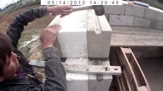 getlinkyoutube.com-кладка блоков
