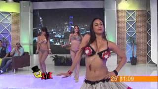 getlinkyoutube.com-Queremos mas - Queremos mas - Ingrid y las pieles en Bikinis reciclables