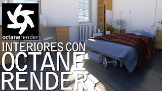getlinkyoutube.com-Interiors in Octane Render