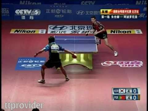 Asia vs. Europe 2011: Joo Se Hyuk-Tiago Apolonia