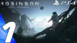 getlinkyoutube.com-Robinson The Journey (PS4) - Gameplay Walkthrough Part 1 - Prologue & Review [1080p 60fps]