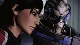 getlinkyoutube.com-Mass Effect: Complete Garrus Romance