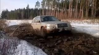 Subaru Forester  Hardcore Off-Road