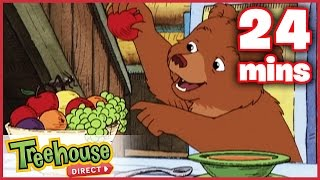 getlinkyoutube.com-Little Bear - Clever Cricket / Leaves / Big Bad Broom - Ep. 39