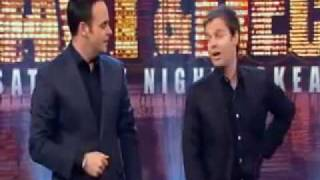Ant & Dec - Bad Day