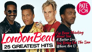 getlinkyoutube.com-LONDONBEAT - 25 GREATEST HITS (Full album)
