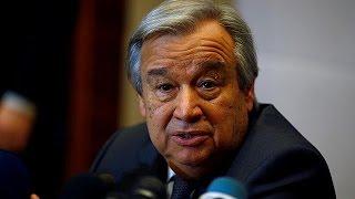 La ONU pide que se anule el veto a la entrada de refugiados e inmigrantes decretado por Trump