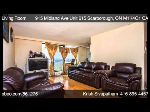 915 Midland Ave Unit 615 Scarborough ON M1K4G1