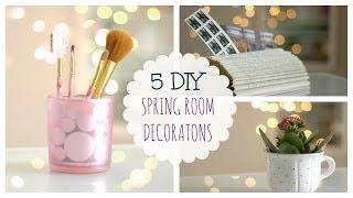 getlinkyoutube.com-Spring decorating ideas♥//Fast&Easy