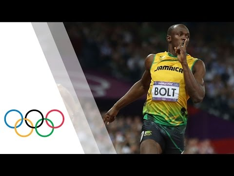 Athletics Men's 200m Final Full Replay - London 2012 Olympic Games - Usain Bolt Gold Medal
