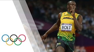 getlinkyoutube.com-Usain Bolt Wins 200m Final | London 2012 Olympic Games