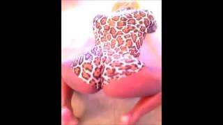 getlinkyoutube.com-Brown Sugar twerking