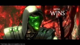 getlinkyoutube.com-Mortal Kombat X ermac vs reptile *PC Costume mod*