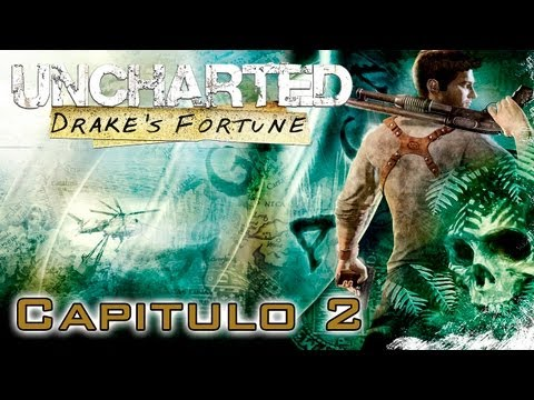Uncharted: El Tesoro de Drake Gameplay Walkthrough - Parte 2 - Espaol [1080p]
