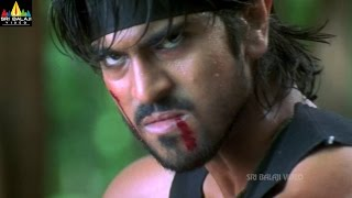 getlinkyoutube.com-Chirutha Movie Action Scenes Back to Back | Ram Charan, Prakash Raj, Ashish Vidyarthi