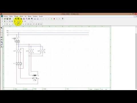 CADE-Simu Inversion motor monofasico