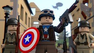 getlinkyoutube.com-LEGO WWII CAPTAIN AMERICA