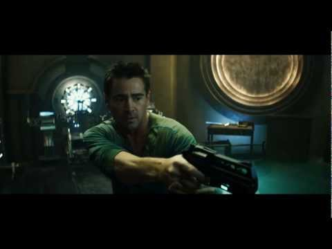 "TOTAL RECALL (2012) - ""Action"" Featurette [HD] - In Singapore Theatres 2 August 2012"