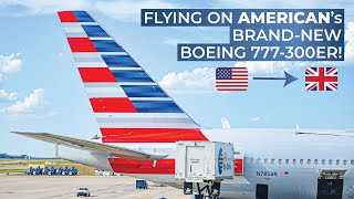 getlinkyoutube.com-TRIPREPORT | American Airlines (Economy) | San Francisco - Dallas - London - Vienna | B 777-300ER