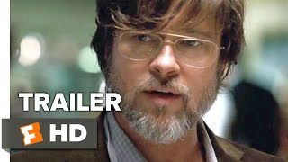 getlinkyoutube.com-The Big Short Official Trailer #1 (2015) - Brad Pitt, Christian Bale Drama Movie HD