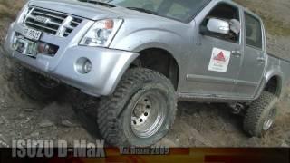getlinkyoutube.com-ISUZU D-M@X pickup 4WD 3.0 TD 4x4 off road