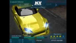 getlinkyoutube.com-NFS Underground Honda S2000 Tuning