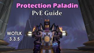getlinkyoutube.com-Protection Paladin 3.3.5 PvE Guide