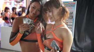 getlinkyoutube.com-Япония. Самые красивые девушки TGS 2013